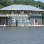 Boathouse on East/Harlem River