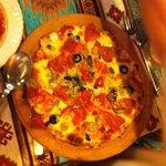 4 mevsim pizza