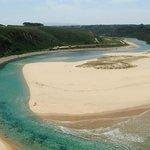 The border between Alentejo and Algarve