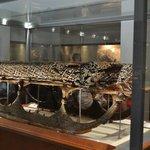 Carro della tomba di Oseberg
