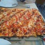Pizza Nonna de 50 cm