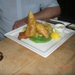 Fish and Chips, Gasto style