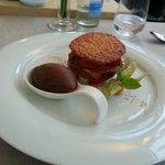 """Restaurant Zur Kaiserkron: """"Mille- Feuille"""""""
