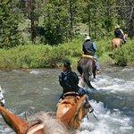 Crossing streams-