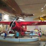 Le Lockheed Vega d'Amelia Earhart