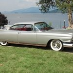 1959 Cadillac Eldorado Seville at Fort William Henry