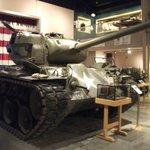 'Pershing' tank