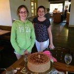 Happy Birthday custom cake
