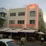 Boutique neon on Ocean Drive