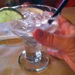 Extra small Margarita glass