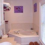 modern jecuzzi bath suite