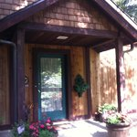Carriage House entry