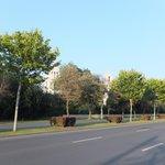Bucharest CP Area