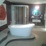 Beautiful Bathroom in honeymoon suite