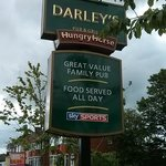 Sign on Boothferry Road
