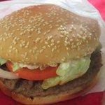 Whopper, Burger King, Milpias, CA