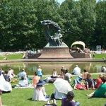 Monumento a Chopin e concerto