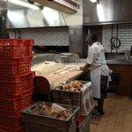 Fairmont Bagel - Kitchen View