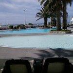 vista piscinas(adultos/niños)