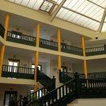 Vista do Hall