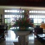 la hall del resort
