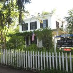 Dunbar House 1880 front porch
