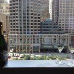 An ICONic Boston view!