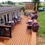 Bistro deck