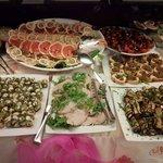 Buffet notte rosa 2014