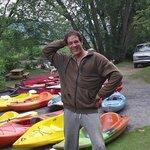 Canoe&co en juillet 2014