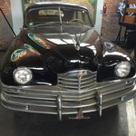One of the Classics:  A '48 Packard Super Eight