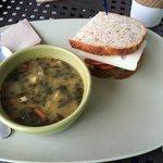Soup-Sandwich Combo:  You Choose