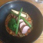 pork risotto