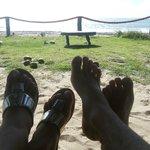 Descanso a Beira mar.