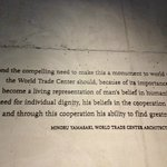 Quote from WTC architect 1964