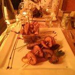 Kangourou avec patates douces façon frites