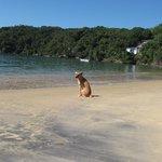 Dos playas antes de llegar  Lopes Mendes