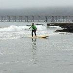 Fun day surfing!