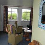 Gemütliche Zimmer, liebevoll eingerichtet, auch gut für Regentage