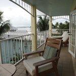 2-bedroom suite on 4th floor, balcony overlooks marina