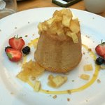Toffee Apple Pudding