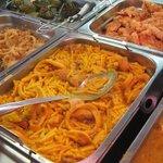 spaghetti ai calamari