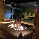 Bar/Restaurant fire pit