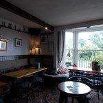 Wheatsheaf bar - towards front window