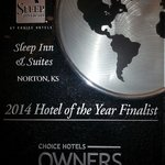2014 Hotel of the Year Finalists