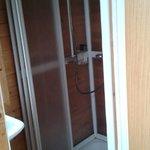 Chalet shower