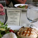 Lunch-Fresh catch at Merriman's