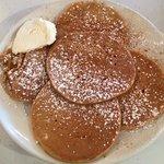 Sweet potato pancakes to die for!