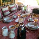 Comedor y Desayuno