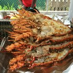 Now that is a pile of lobster!